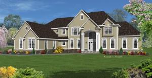 new construction single family homes