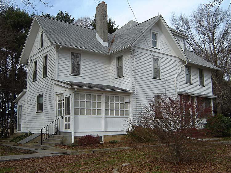 Fitchhorn farmhouse