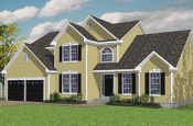 Calahoo model home