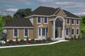 Cornell model home