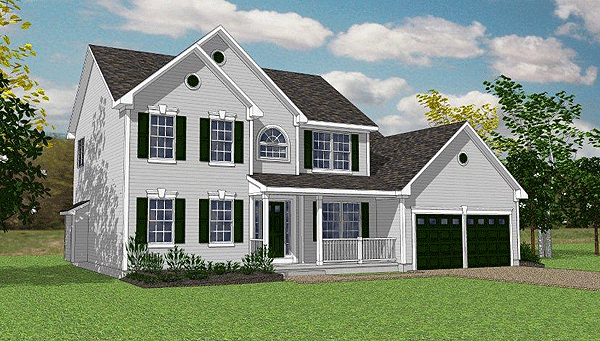Princess model home