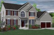 Princeton model home