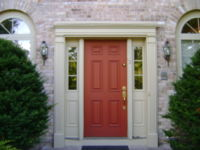 before door remodel